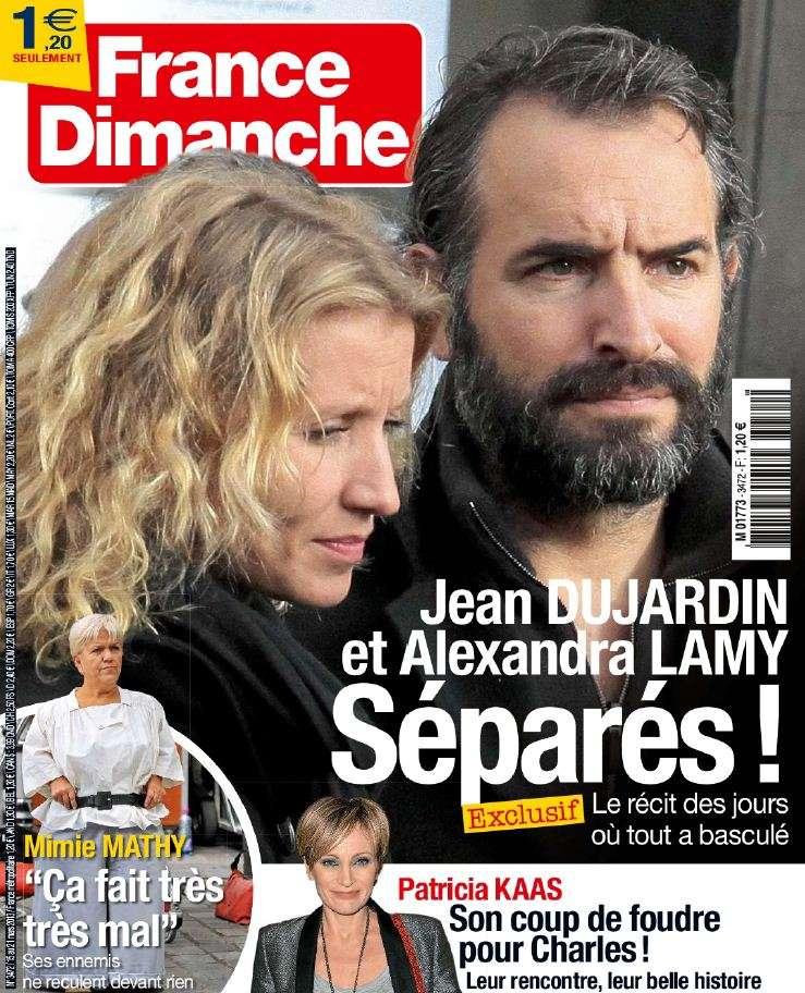 France Dimanche N°3472 du 15 au 21 Mars 2013