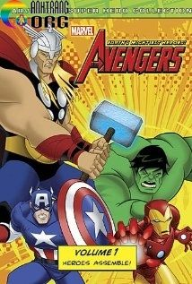 The Avengers: Earth's Mightiest Heroes 2