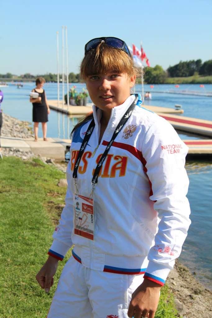 Мастер спорта Ольга Кулик