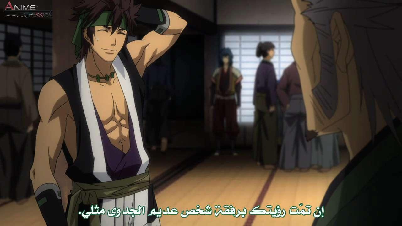 [Anime Passion] يقدم الحلقة الثالثة من الأنمي Hakuouki Reimeiroku hakuouki12.png