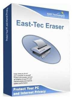 East-Tec Eraser 2013 v10.2.6.101 Full